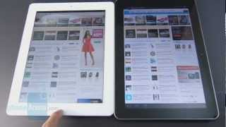 Apple iPad 3 vs Samsung Galaxy Tab 10.1(PhoneArena presents a brief comparison of the Apple iPad 3 and Samsung Galaxy Tab 10.1. Now that the iPad 2 has made way for its successor in the new ..., 2012-03-19T10:59:00.000Z)