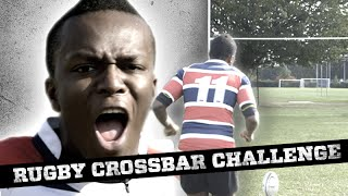 KSI & KCL's Rugby CROSSBAR CHALLENGE