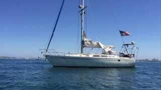 S/V Southern Cross Ep. 3 - Sail Plans