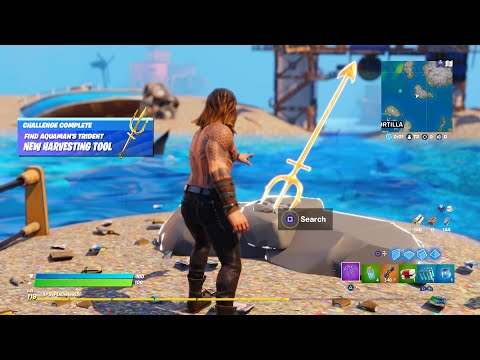 Fortnite Aquaman Week 2