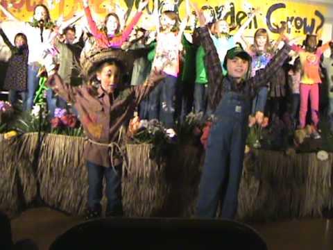 2010 Horman- How Does Your Garden Grow- Musical