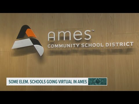 Some Ames elementary schools going 100% online for time being