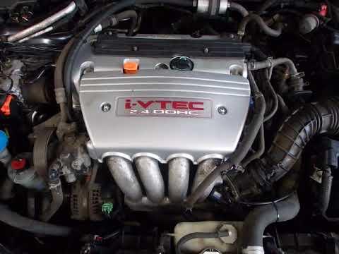 двигатели honda accord 2003
