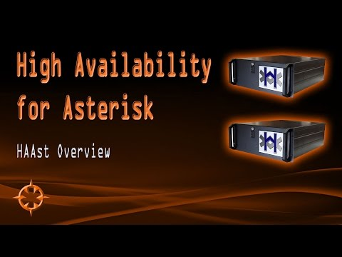 High Availability for Asterisk based PBX
