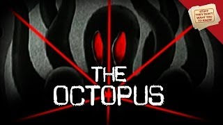Danny Casolaro and the Octopus | @ConspiracyStuff