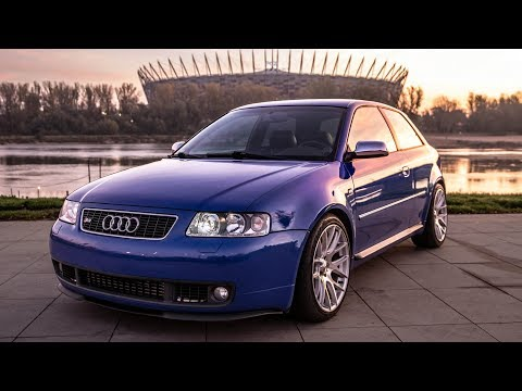 AUDI LEGENDS Ep3: AUDI S3 (1999-2003, 8L) - The 1st Gen Of The S3, A Car That We Love So Much Today