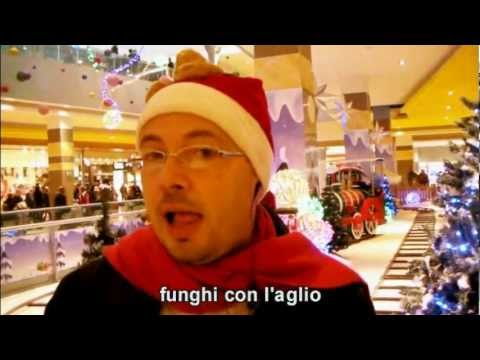 WIKITALIA CHRISTMAS SONG 2012 - CANZONE DI NATALE - PARODIA ROBBIE WILLIAMS - CANDY