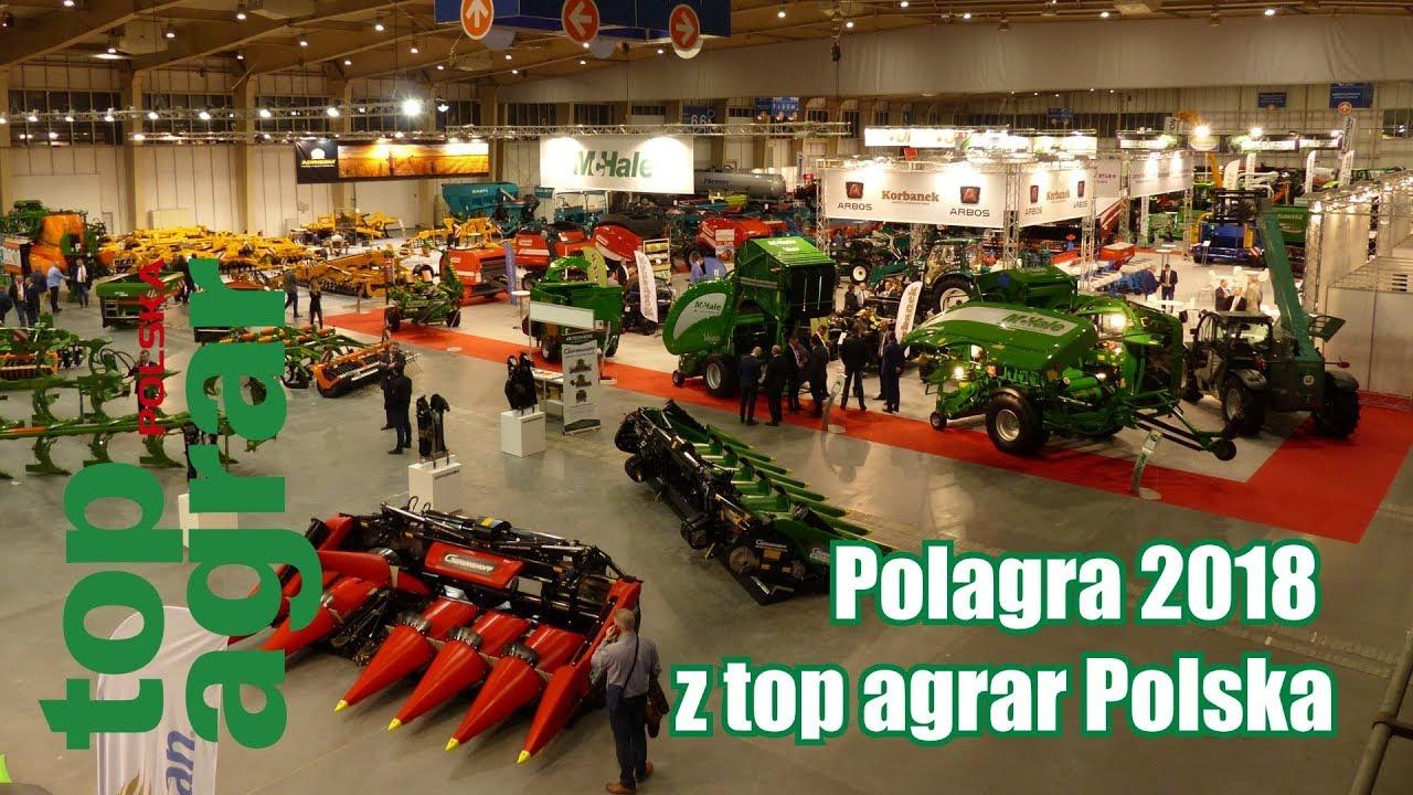 Polagra-Premiery 2018 w obiektywie top agrar Polska