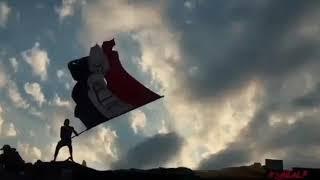 عاليا أطير في الفضاء ..... باحثاً عن حلمٍ سَعيد ...  ❤ ..... #الثورة_الشبابية Iraqi_revolutionaries#