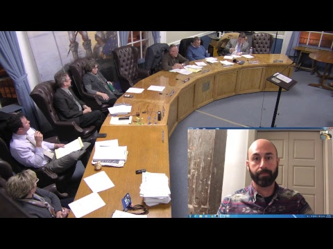 City of Plattsburgh, NY Meeting  12-6-18