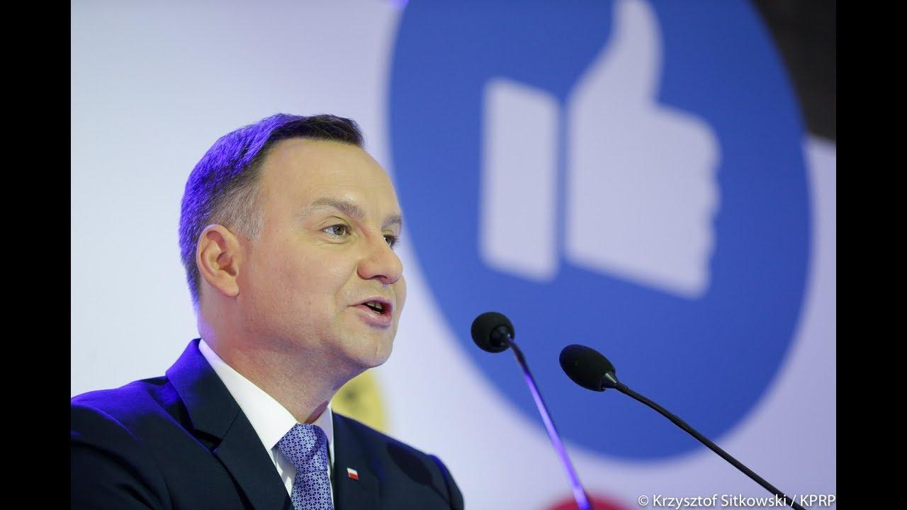 """""""Media społecznościowe to nowy, ważny sposób łączenia ludzi"""""""
