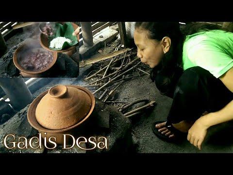Survive In The Village L Gadis Desa Masak Sayur Nangka Muda