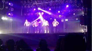 STREET DANCE LIVE - SAKICHI / AYANO / KYO chan / AKIHO.