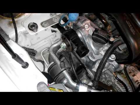 Ruido en el motor(punterias o cadena de distribución)