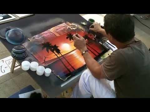 Amazing Street Art Painting 3D Drawing