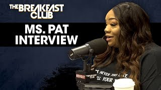 Comedian Ms. Pat talks the comedy business and her lesbian daughter. Subscribe NOW to The Breakfast Club: http://ihe.art/xZ4vAcA Get MORE of The ...
