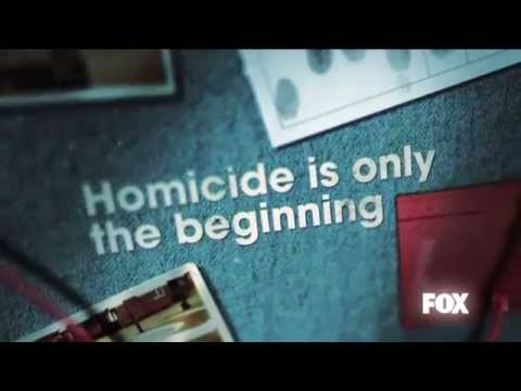 NEW Murder In The First on FOX Fridays at 10PM