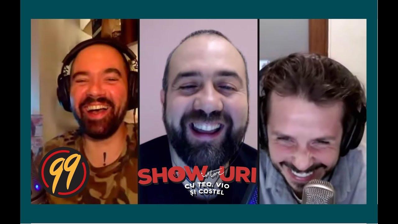Podcast #311 | Caramele vărsate | Între showuri cu Teo, Vio și Costel