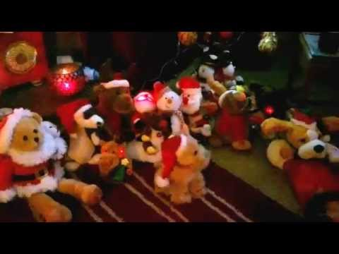 Animated Singing Christmas Toy Hell
