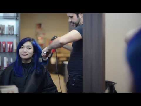 Beautiful Blue - Acheiving the perfect vibrant blue hair - Odyssey Medispa & Salon