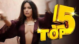 INNA - TOP 5 - Новые  и лучшие клипы - 2016