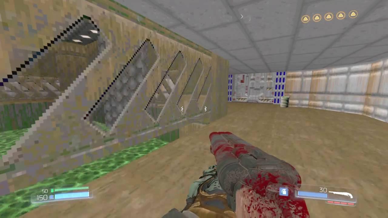 Doom Retro Level