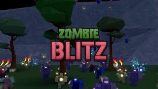 Roblox! Zombie Blitz PL 1 #
