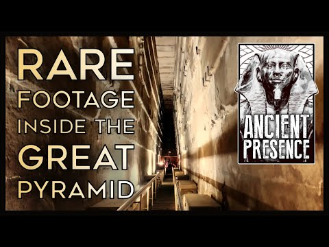 Tour Inside The Great Pyramid | Ancient Presence