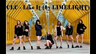 Clc - like it (cover by limelight)