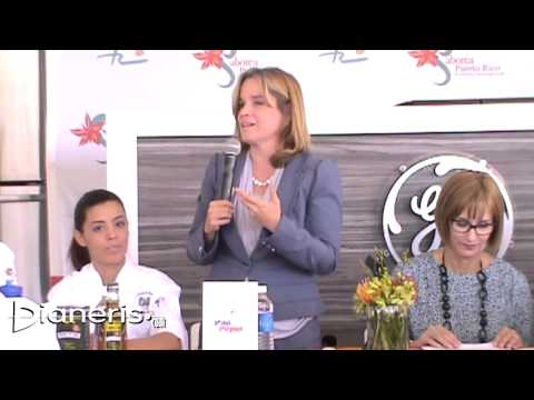 Saborea PR | Carmen Yulin Cruz | Junior Chef | Suzette Diaz | Beca $2,500