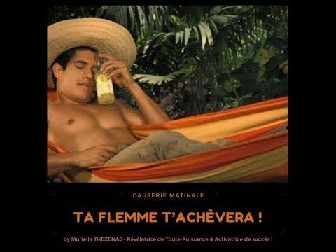 « TA FLEMME T'ACHEVERA !!! »