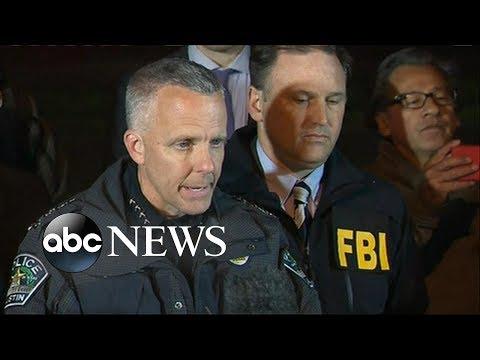 Alleged Austin 'serial bomber' kills self