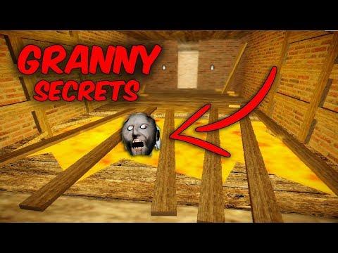 TOP 10 Secret Places Of Granny 2   GRANNY HORROR GAME