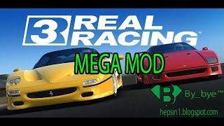 Real Racing 3 v5.2.0 | MEGA MOD - Android