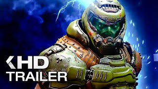 DOOM: Eternal Launch Trailer German Deutsch (2020)