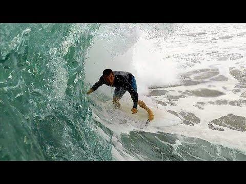 PLAYA COLORADO NICARAGUA SURF REPORT MARCH 18 2018