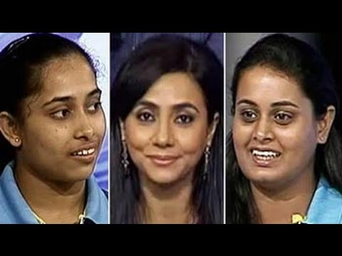 In conversation with women achievers of CWG 2014