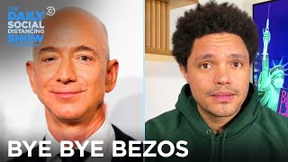 Jeff Bezos Steps Down & Amazon Steals from Delivery Drivers | The Daily Social Distancing Show
