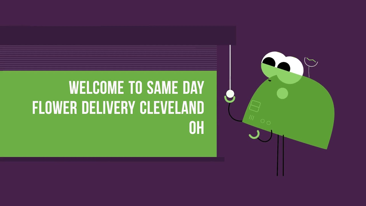 Same Day Flower Delivery Cleveland OH | (216) 485-3772