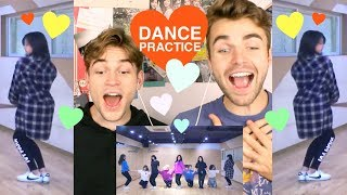 """Download Lagu TWICE """"What is Love?"""" Dance Video REACTION! [ONCE FANBOYS REACT!] Mp3"""