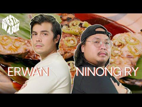 Ninong Ry Vs Erwan EPIC FISH BATTLE (SuTuKil)   Fiesta In A Box Ep 2 indir