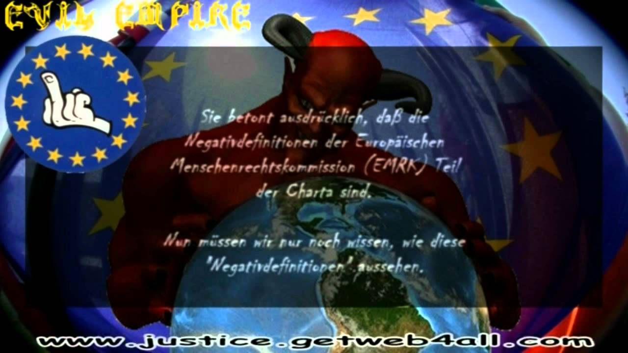 Evil Empire Die Todesstrafe In Europa Vertrag Von Lissabon