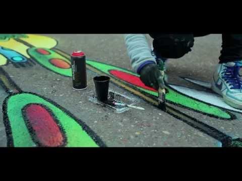 3D Graffiti / 1 day
