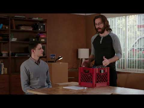 Silicon Valley Gilfoyle's Old Bitcoin Mining Rig S2E5 Server Space