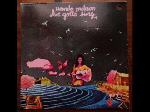 Wanda Jackson - Break My Mind (1970).