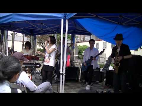 20150516 The New Experience Live at Ikebukuro Jazz Fes