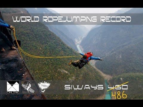 World Ropejumping Record.