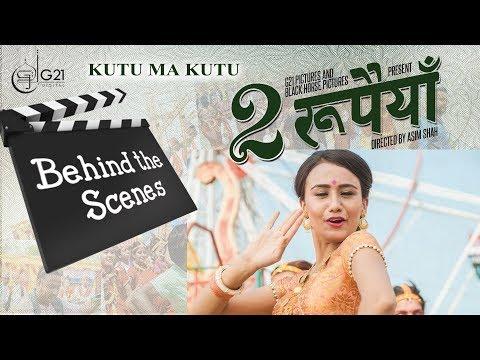 Kutu Ma Kutu - (Behind The Scene) Dui Rupaiyan 2017 Ft Asif Shah, Nischal, Swastima, Buddhi