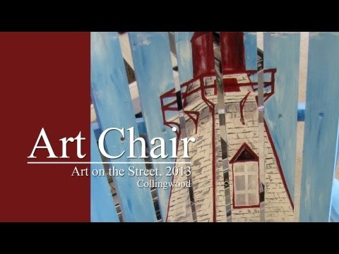 Art Chairs 2013