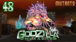 "Part 48 ""Story: Krystalak (Mutants)"" - Godzilla: Unleashed [Wii]"